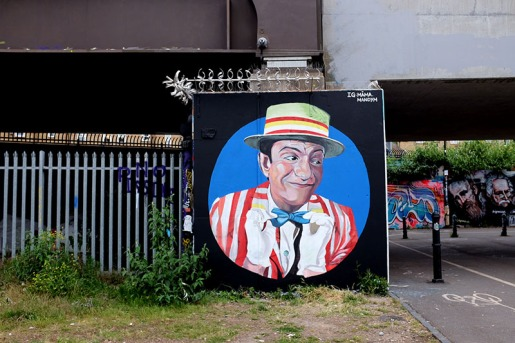 2018 - DICK VAN DYKE, Shoreditch London